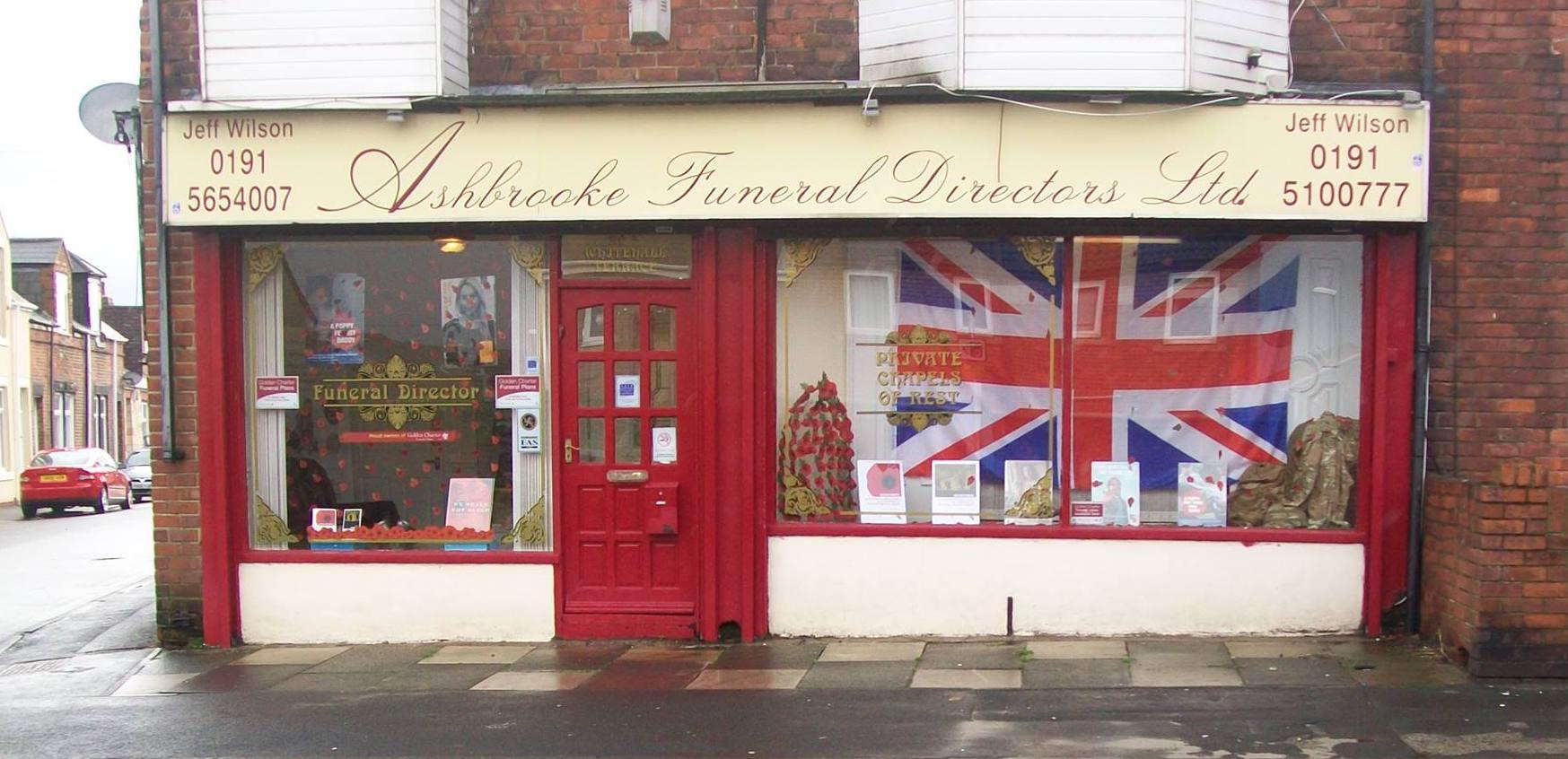 Ashbrooke Funeral Directors Sunderland